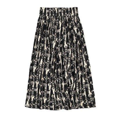 Finger in the nose Aspendale Totem Maxi Skirt-listing