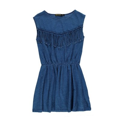 Finger in the nose Bobbie Fringe Dress-listing