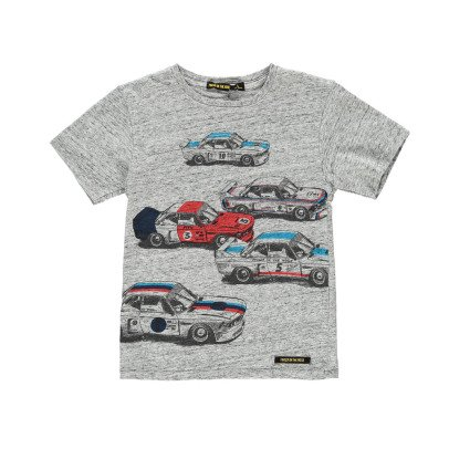 Finger in the nose Dalton Racing Car T-Shirt-product