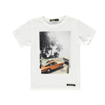 Finger in the nose Dalton Surf Car T-Shirt-product