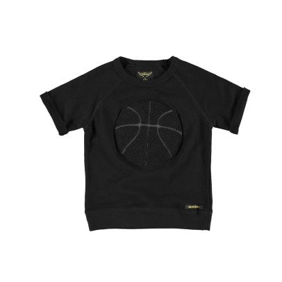 Finger in the nose Triton Short Sleeve Basketball Sweatshirt-listing
