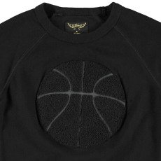 Finger in the nose Sweatshirt Basketball Triton -listing