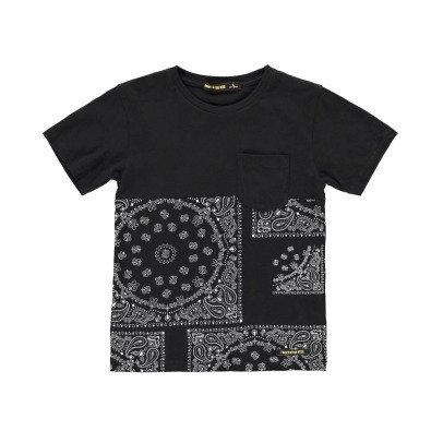 Finger in the nose T-shirt Motif Bandana Dalton-listing