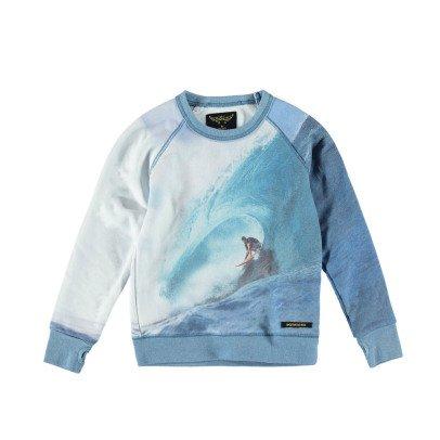 Finger in the nose Hank Surfer Sweatshirt-listing