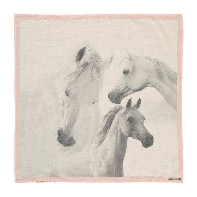 Finger in the nose Mischa Horse Foulard-listing
