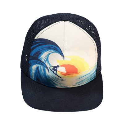 Finger in the nose Sunblade Surfer Cap-listing