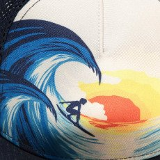 Finger in the nose Kappe Surfer Sunblade-listing