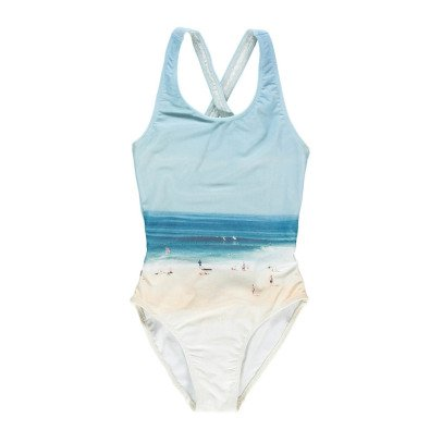 Finger in the nose Olivia Beach 1 Piece Swimsuit-listing