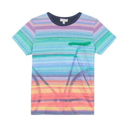 Paul Smith Junior Camiseta Rayas Bici Norham-listing