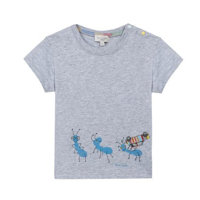 Paul Smith Junior T-Shirt Ameise Nedbert -listing