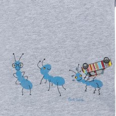Paul Smith Junior T-shirt Fourmis Nedbert-listing