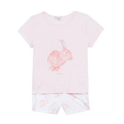 Paul Smith Junior Pigiama T-shirt + Shorts Conigli-listing
