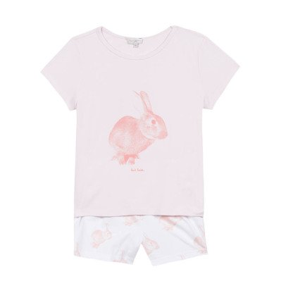 Paul Smith Junior Pyjama T-shirt + Short Lapins Naelila-listing