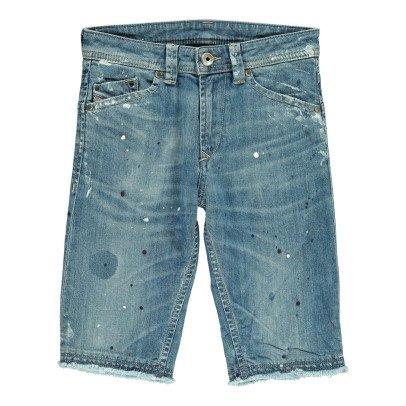 Diesel Darron Denim Bermuda Shorts-listing
