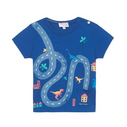 Paul Smith Junior Napoléon T-Shirt-listing
