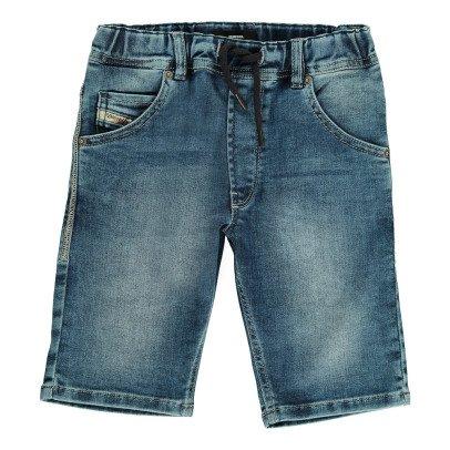 Diesel Krooley Cord Jogg Bermuda Shorts-listing