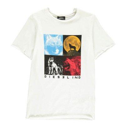 Diesel T-Shirt Loups Trigg-listing