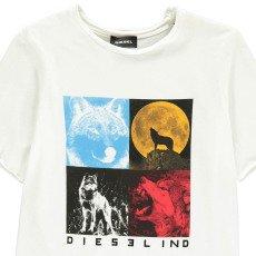 Diesel T-Shirt Lupi-listing