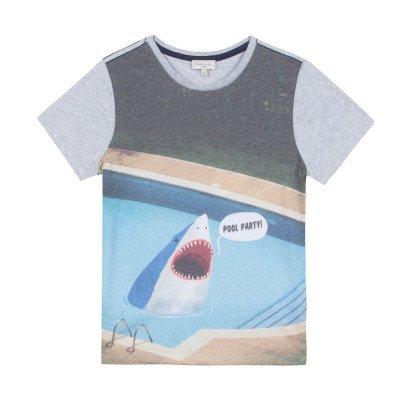 Paul Smith Junior Narius Fox T-Shirt-listing
