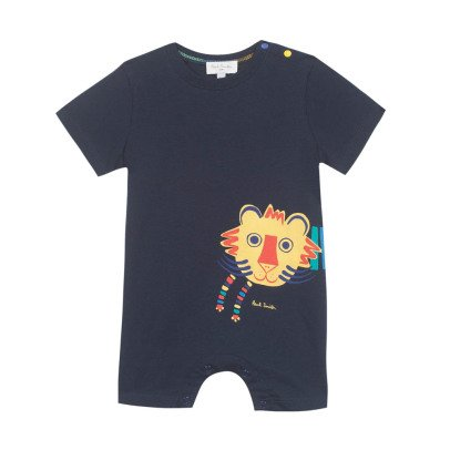 Paul Smith Junior Neasden Lion Romper-listing