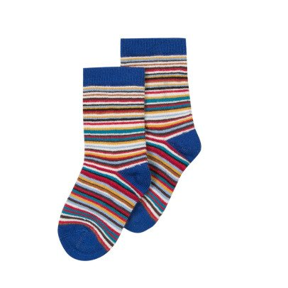 Paul Smith Junior Chaussettes Rayées Nivier-listing