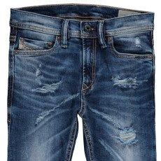 Diesel Tepphar Washed Slim Jeans-listing