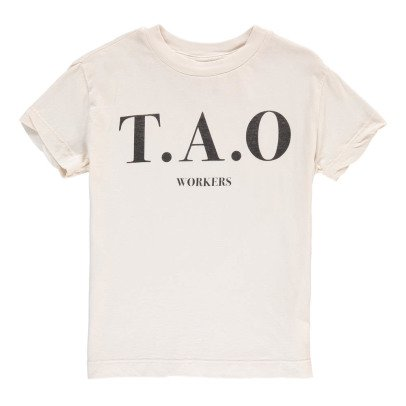 The Animals Observatory T.A.O Workers Rooster T-Shirt-listing