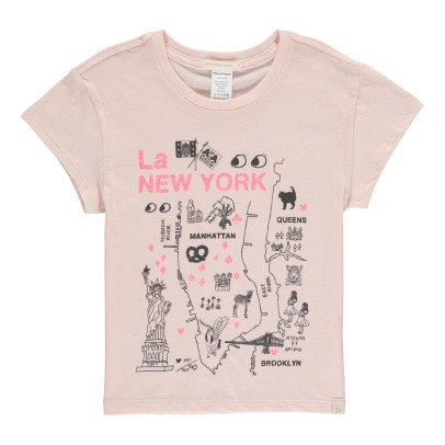 Atsuyo et Akiko Lara New York T-Shirt-listing