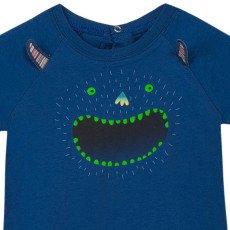 Paul Smith Junior Narrison Monster Romper-listing