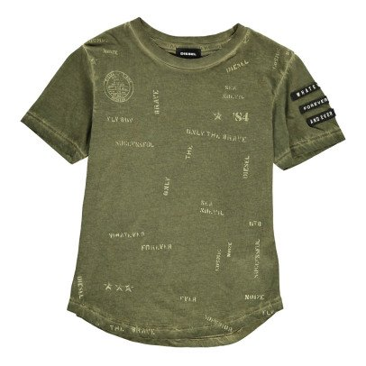 Diesel Todd Washed T-Shirt -listing