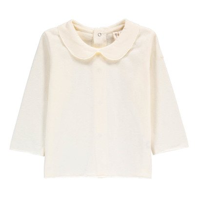 Gray Label T-Shirt Col Claudine-listing