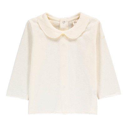 Gray Label T-Shirt mit Bubikragen -listing