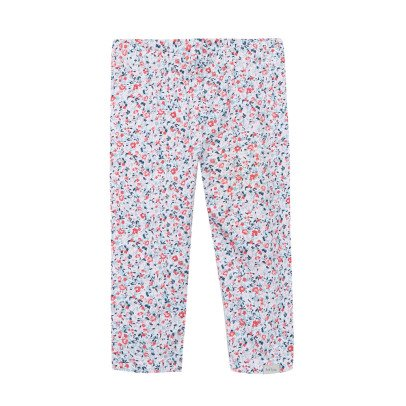 Paul Smith Junior Legging Flores Nerin	-listing