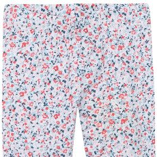 Paul Smith Junior Legging Fleurs Nerin-listing