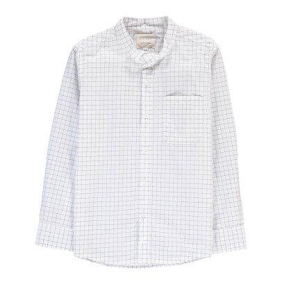 Etiket Camisa Cuadrados Habel-listing