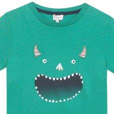 Paul Smith Junior T-Shirt Monster Nygma -listing