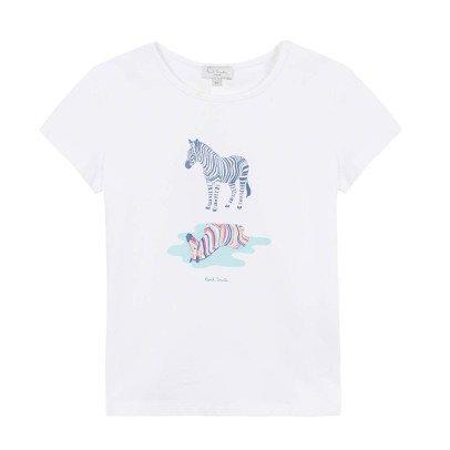 Paul Smith Junior T-Shirt Zebra Nadia -listing