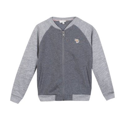 Paul Smith Junior Felpa zip -listing