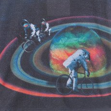 Paul Smith Junior Tshirt Astronautes Naltor-listing
