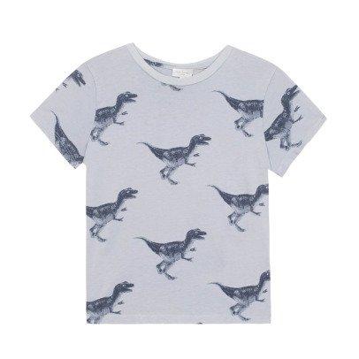Paul Smith Junior Narik Dinosaur T-Shirt-listing