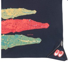 Paul Smith Junior Tshirt Crocodiles Noziko-listing