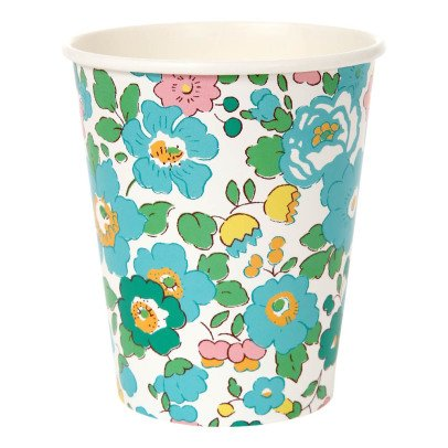 Meri Meri Spring Flower Paper Cups - Set of 12-listing