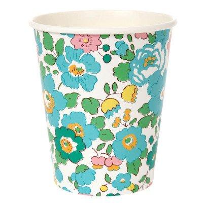 Meri Meri Vasos de cartón Liberty Spring - Lote de 12-listing