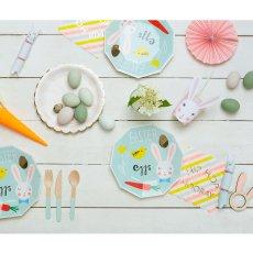 Meri Meri Mini Rabbit Crackers - Set of 6-listing
