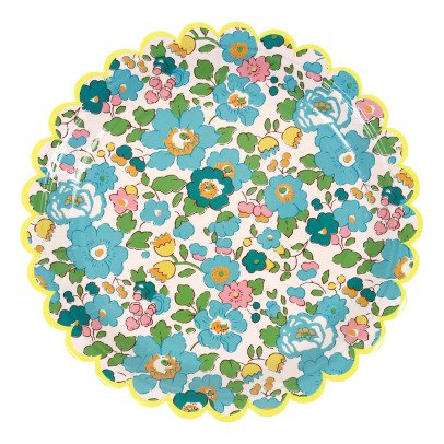 Meri Meri Pappteller Liberty Spring- 12 Stück -listing