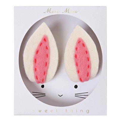 Meri Meri Pasadores orejas de conejo-listing