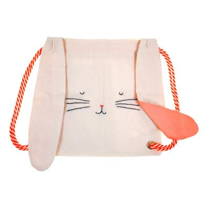Meri Meri Rabbit Cotton Backpack-listing