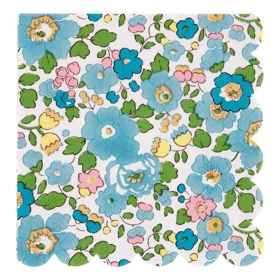 Meri Meri Spring Flower Paper Napkins - Set of 20-product