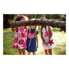 Il Gufo Floral Dress-listing