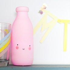 A little lovely company Lámpara pequeña botella de leche-listing